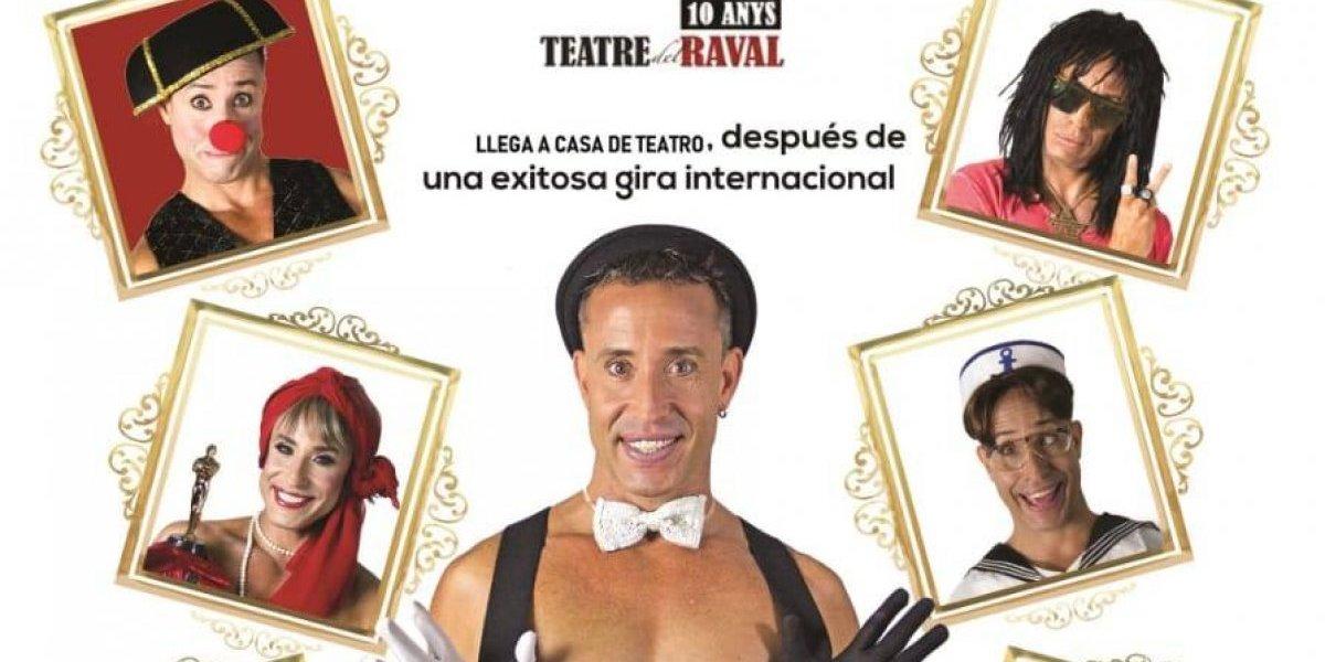 """""""Sexo sentido"""" de Joel Angelino llega mañana a Casa de Teatro"""