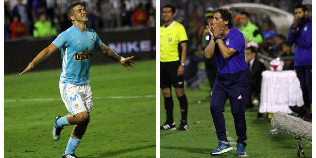 Así vivimos el triunfo de Mario Salas siendo campeón del fútbol peruano con Sporting Cristal