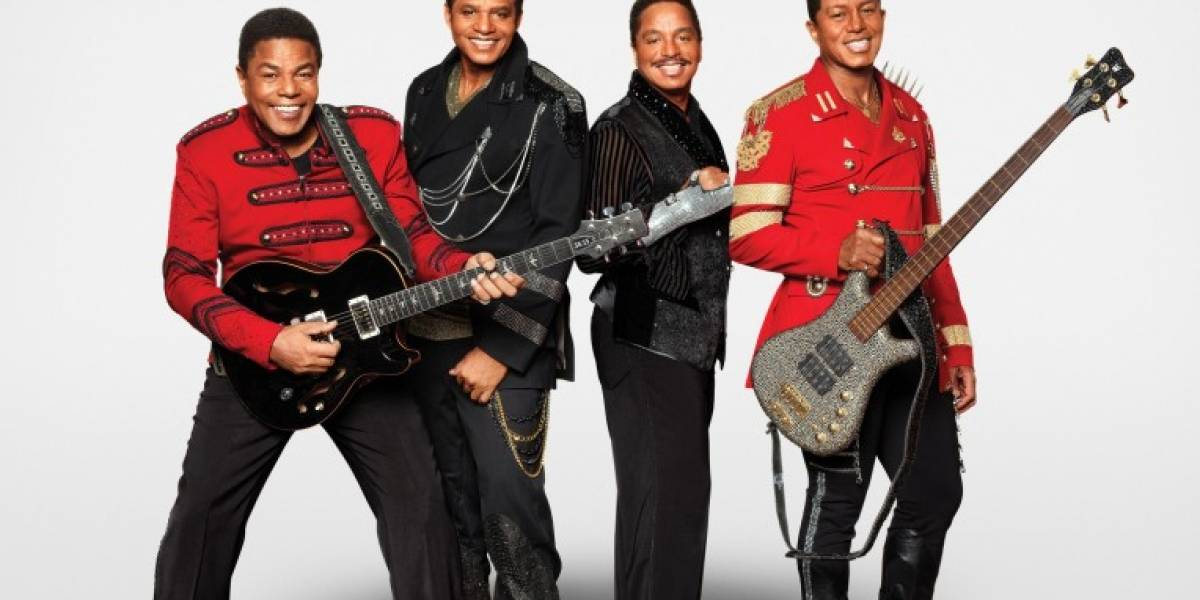The Jacksons se presentará por primera vez en Chile y con sus miembros originales