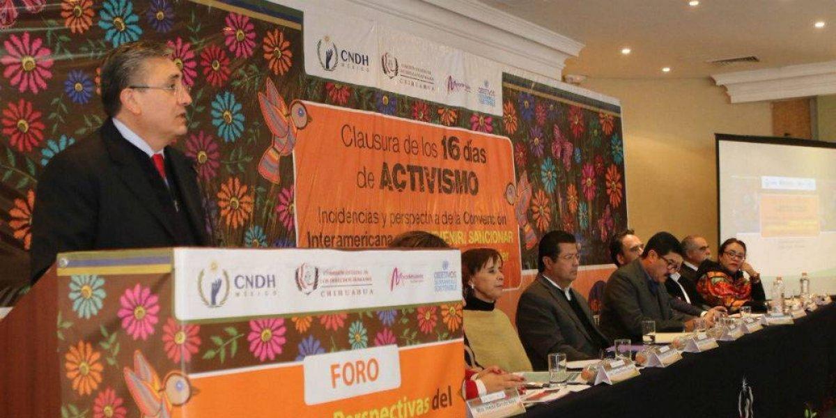 50% de los mexicanos pueden ser víctimas de violencia de género