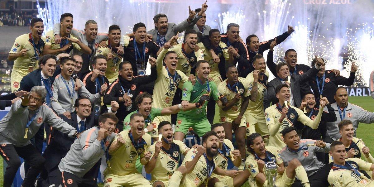 Final Liga MX: Cruz Azul ya ni 'cruzazulea', América es digno campeón