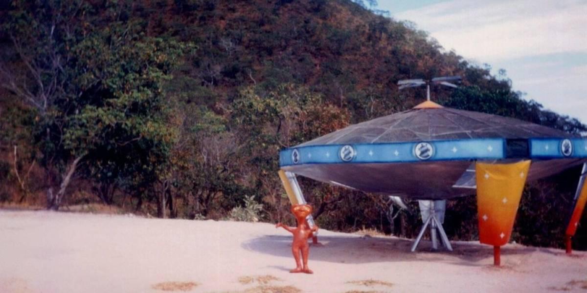 """""""Discoporto"""": como relatos de eventos sobrenaturais levaram cidade brasileira a criar aeroporto para disco voador"""