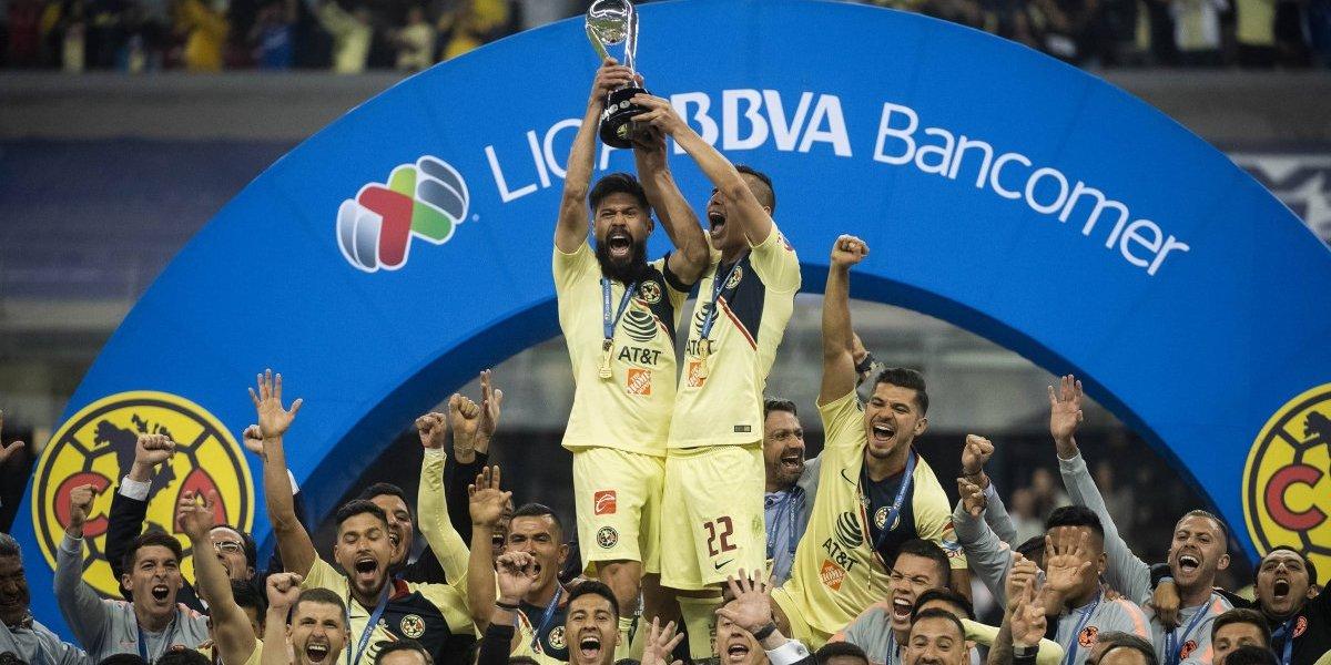 Edson Álvarez y América consuman título sobre Cruz Azul