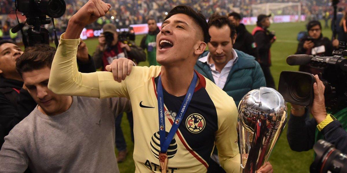'Esto es para ti, tú me sacaste adelante': Edson Álvarez a su papá