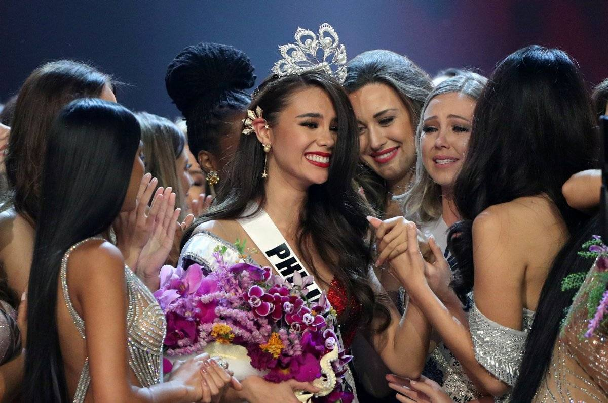 Miss Universo 2018 vencedora