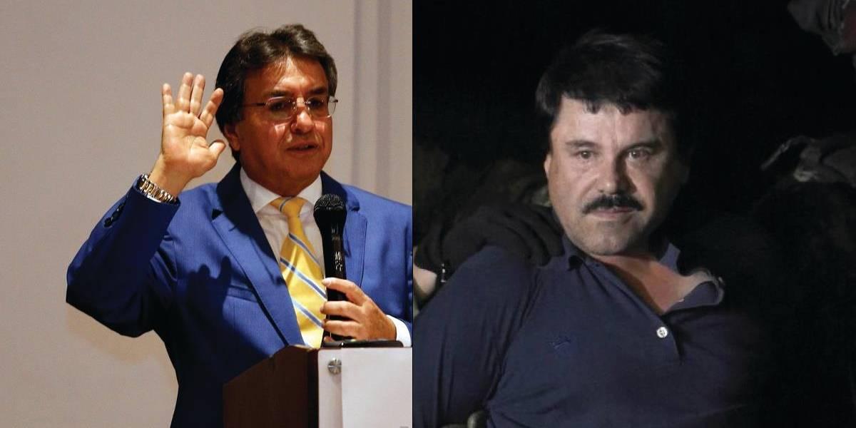 Ernesto Pazmiño denuncia irregularidades en caso del exmilitar vinculado a El 'Chapo' Guzmán
