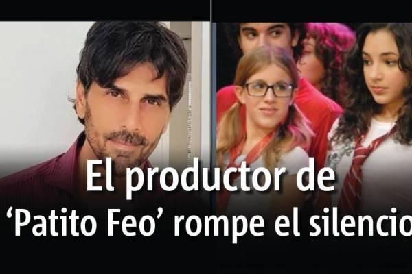 """Productor de """"Patito Feo"""" hizo importante revelación que perjudica a Juan Darthés"""