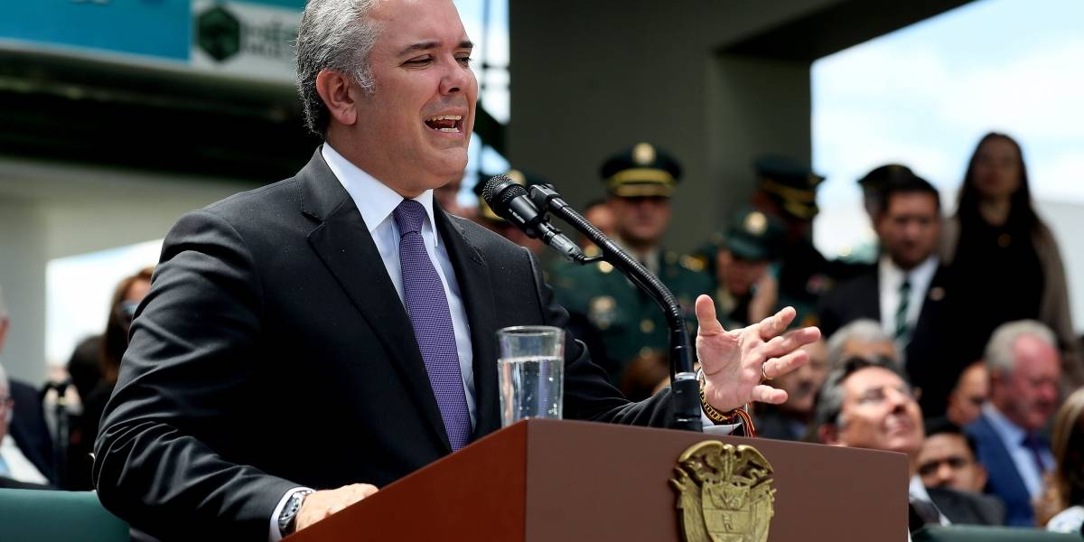 Duque gana premio internacional por apoyo a Venezuela