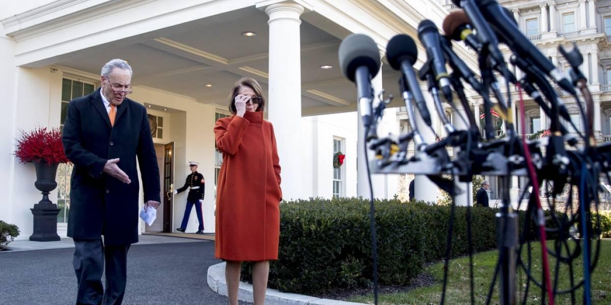 Casa Blanca está más cerca de un cierre gubernamental