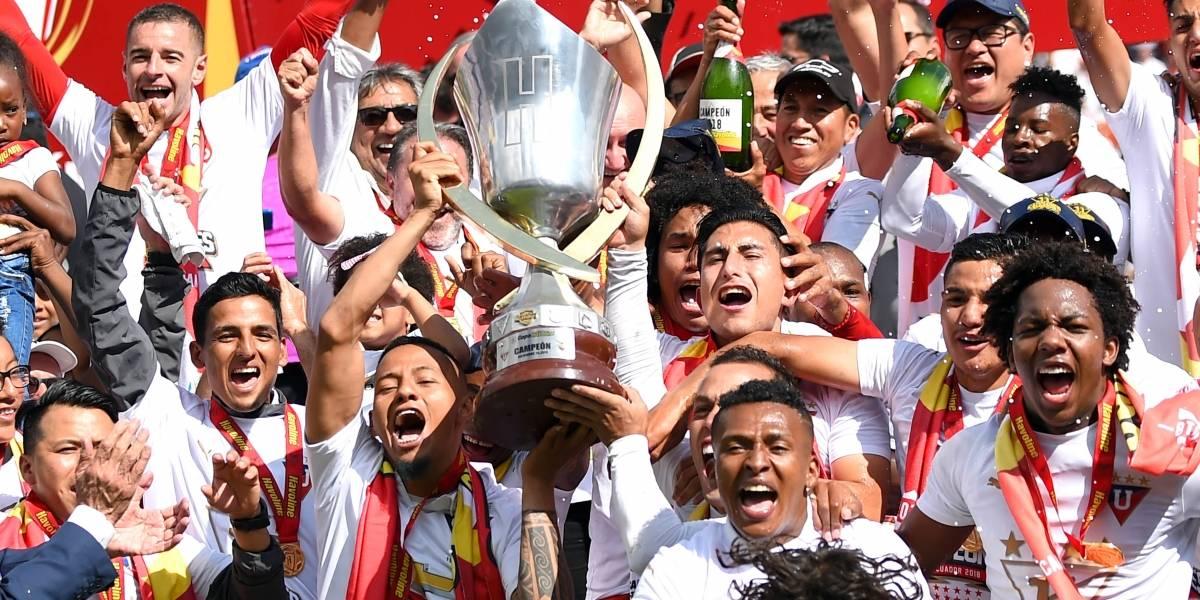 Liga de Quito: Las figuras y protagonistas de este 2018