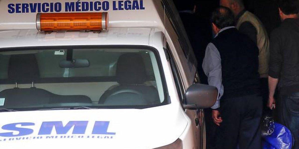 Fiscalía confirma crimen de menor de 17 años en Huechuraba