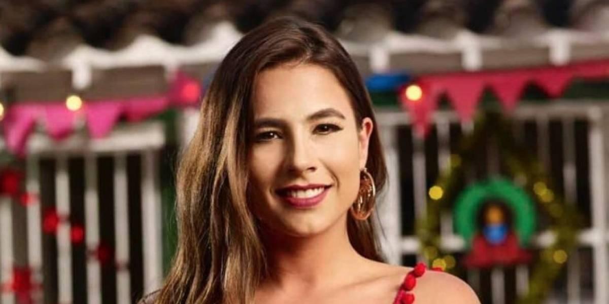 Carla Giraldo presumió sus curvas en bikini amarillo y enamoró a más de uno