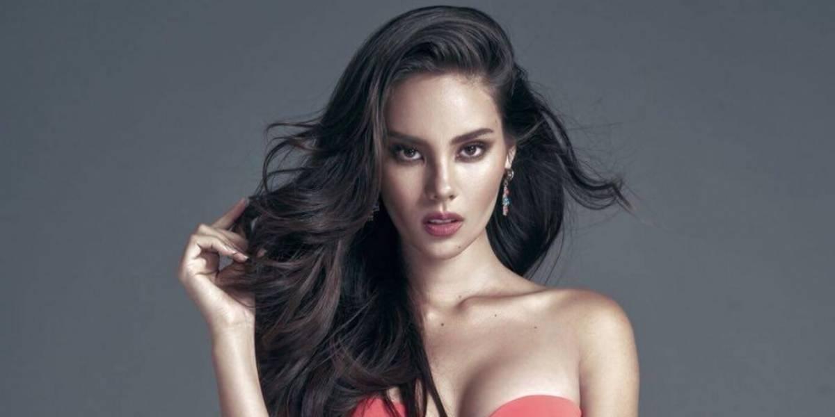 [FOTOS] Ella es Catriona Gray, la nueva Miss Universo de Filipinas