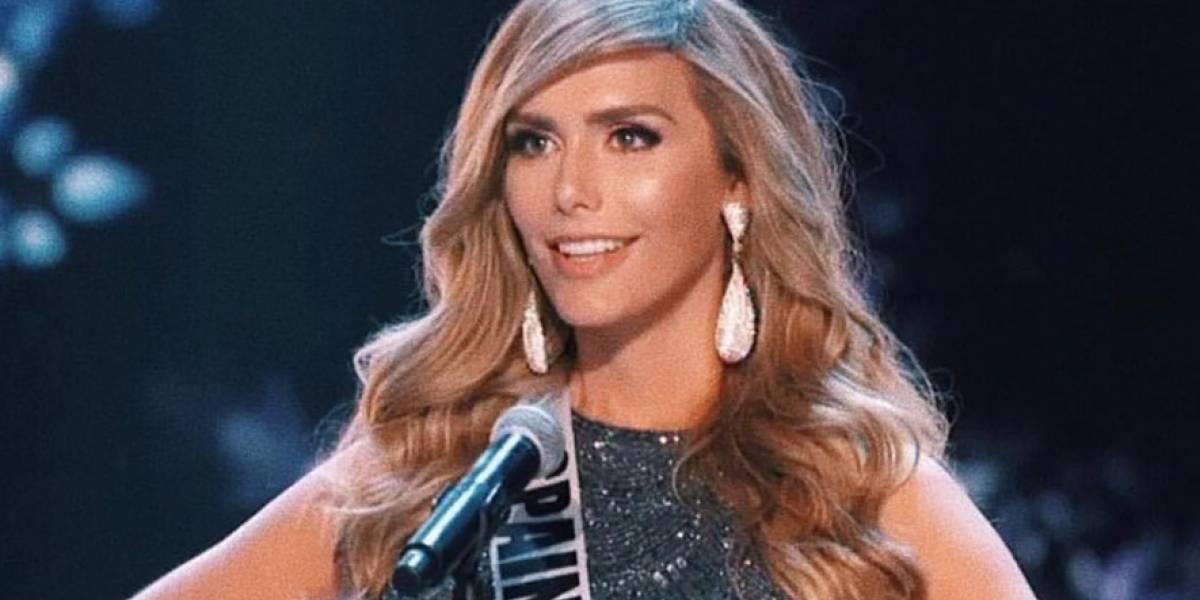 Esto fue lo que hizo la Miss España, Ángela Ponce, tras el certamen Miss Universo 2018
