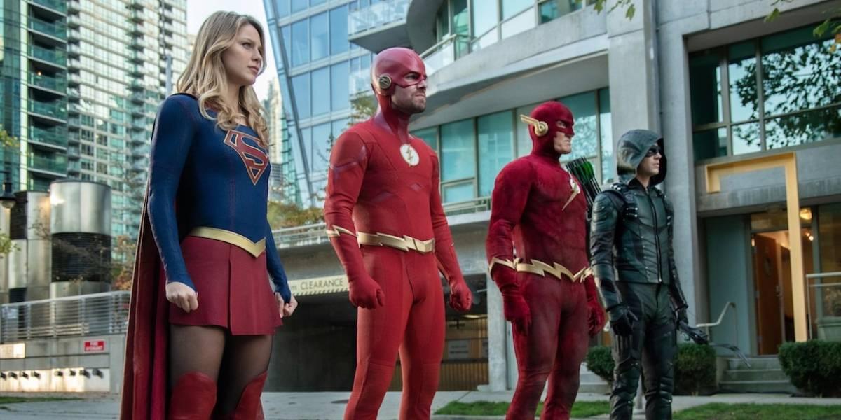 Flash, Arrow y Supergirl se unen en un nuevo 'crossover' de Warner Channel