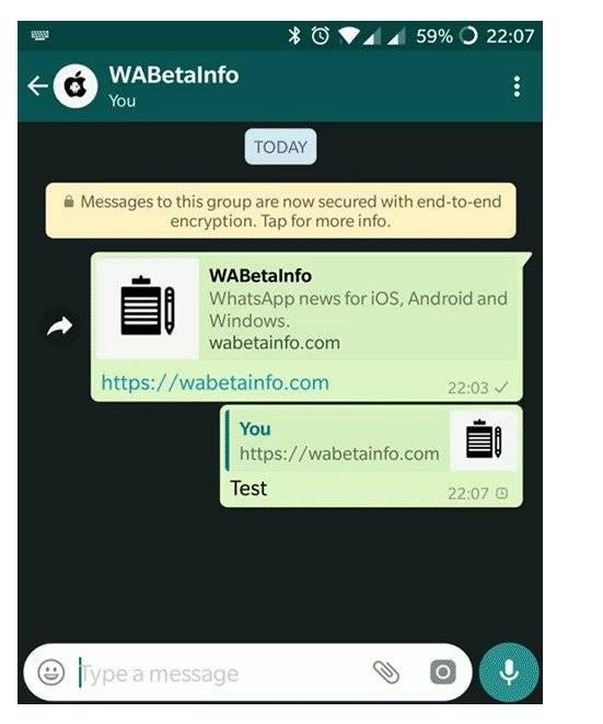 WhatsApp: Ahora solo se podrá reenviar un mensaje cinco veces