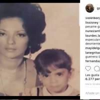 Gabriela Pazmiño publicó foto de su madre y seguidores expresan sus condolencias