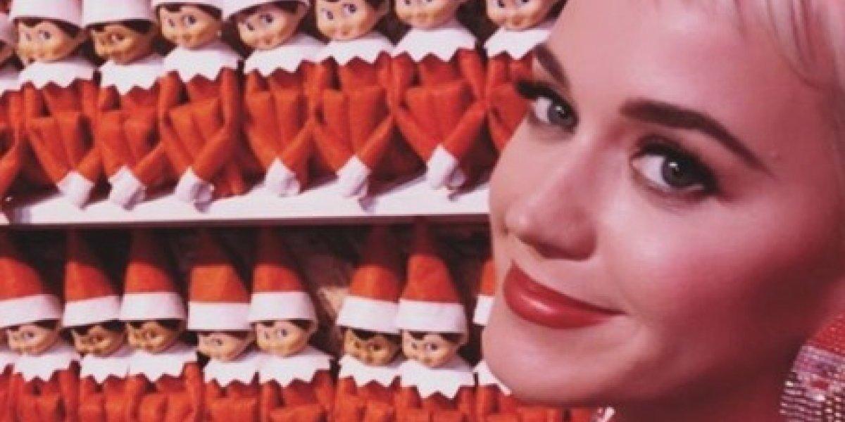 ¿Quién es el Elfo favorito de Katy Perry?