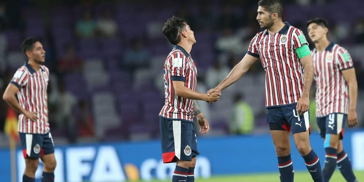 Chivas, a salvar su presentación en el Mundial de Clubes ante Esperance Tunis