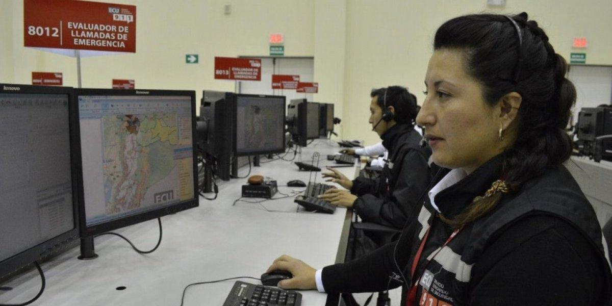 Localizan a 11 ciudadanos extraviados en el sector de Píntag