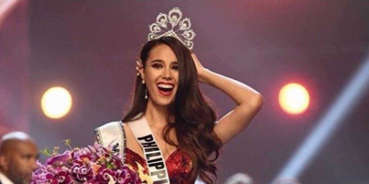 Miss Filipinas: El mensaje de Catriona Gray tras ganar el Miss Universo