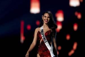Catriona Gray fue elegida Miss Universo