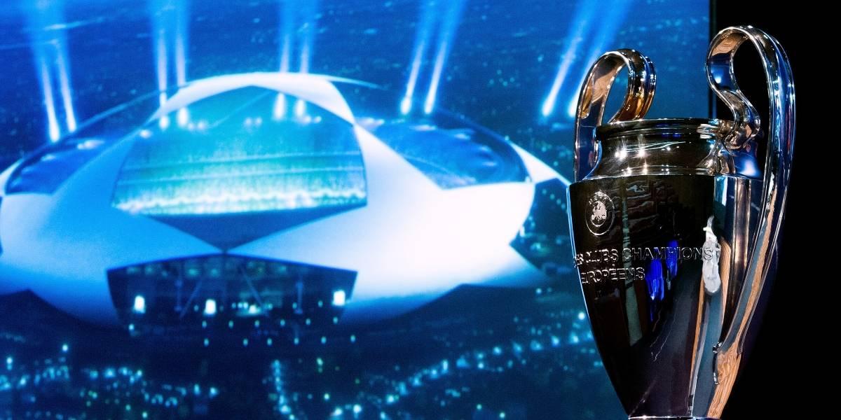 Sorteo de fase de grupos de la Champions League 2020-21 EN VIVO ONLINE desde SUIZA en Directo