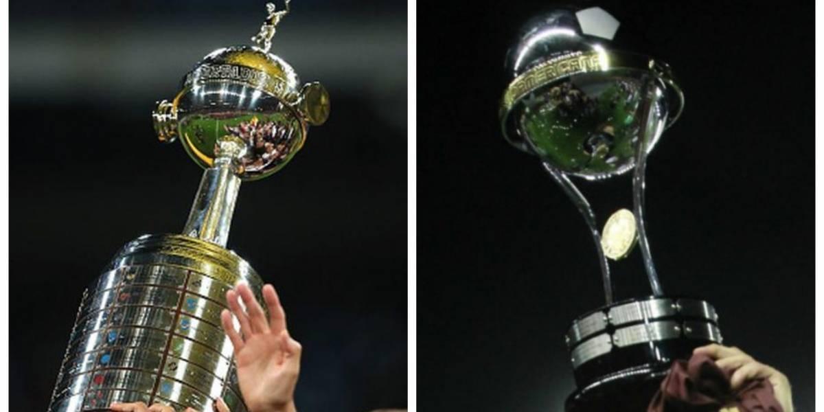 Así vivimos el sorteo de la Copa Libertadores y la Copa Sudamericana 2019