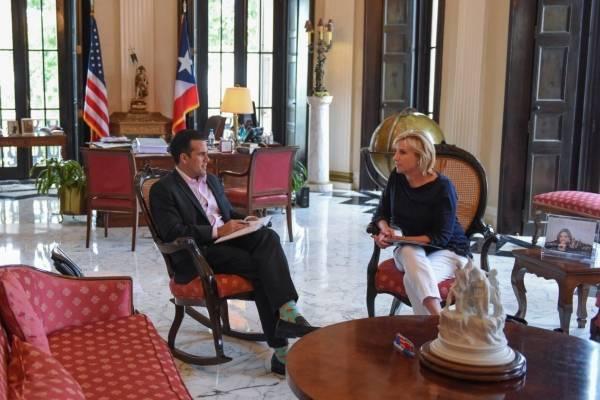 Patenaude fue el enlace entre Puerto Rico y el HUD.