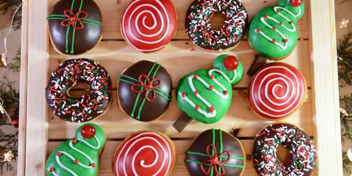 Krispy Kreme presenta sus donas de temporada