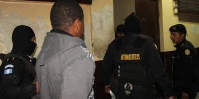 Decomisan droga en el Pacífico guatemalteco y capturan a ecuatorianos