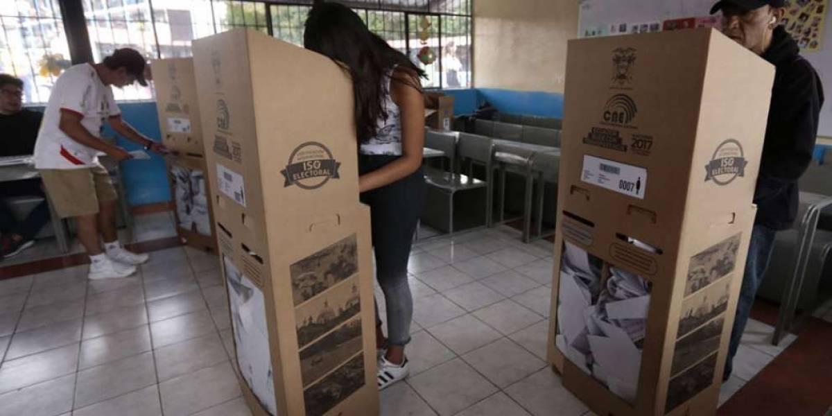 Cerca de 4.000 inscritos hasta el momento para las elecciones de marzo en Ecuador
