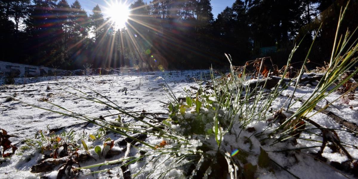 Nuevo vórtice de núcleo frío originaría la tercera tormenta invernal