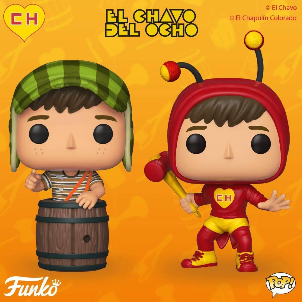 Funko Pop Chavo Chapulin