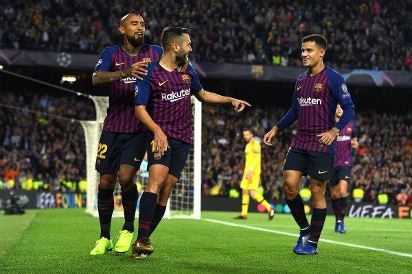 Barcelona enfrentará a Olympique de Lyon / imagen: Getty Images