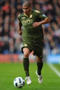 Carlos Salcido con Fulham