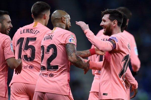 El Rey ya tiene importancia en Barcelona / imagen: Getty Images