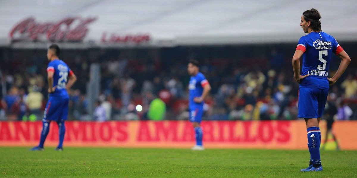 Sigue la maldición: El Cruz Azul de Lichnovsky perdió con el América y no pudo ser campeón