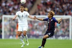 Carlos Salcido con la Selección olímpica