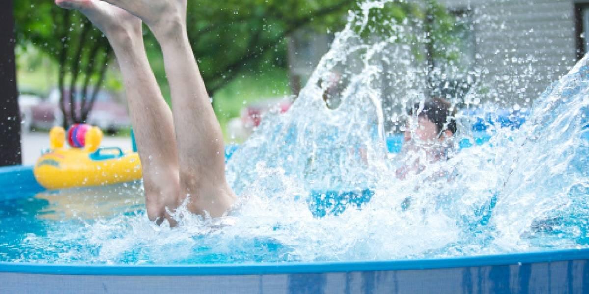 Horrendo accidente en piscina: niña de 5 años fue succionada por bomba de agua y perdió la mitad de sus intestinos