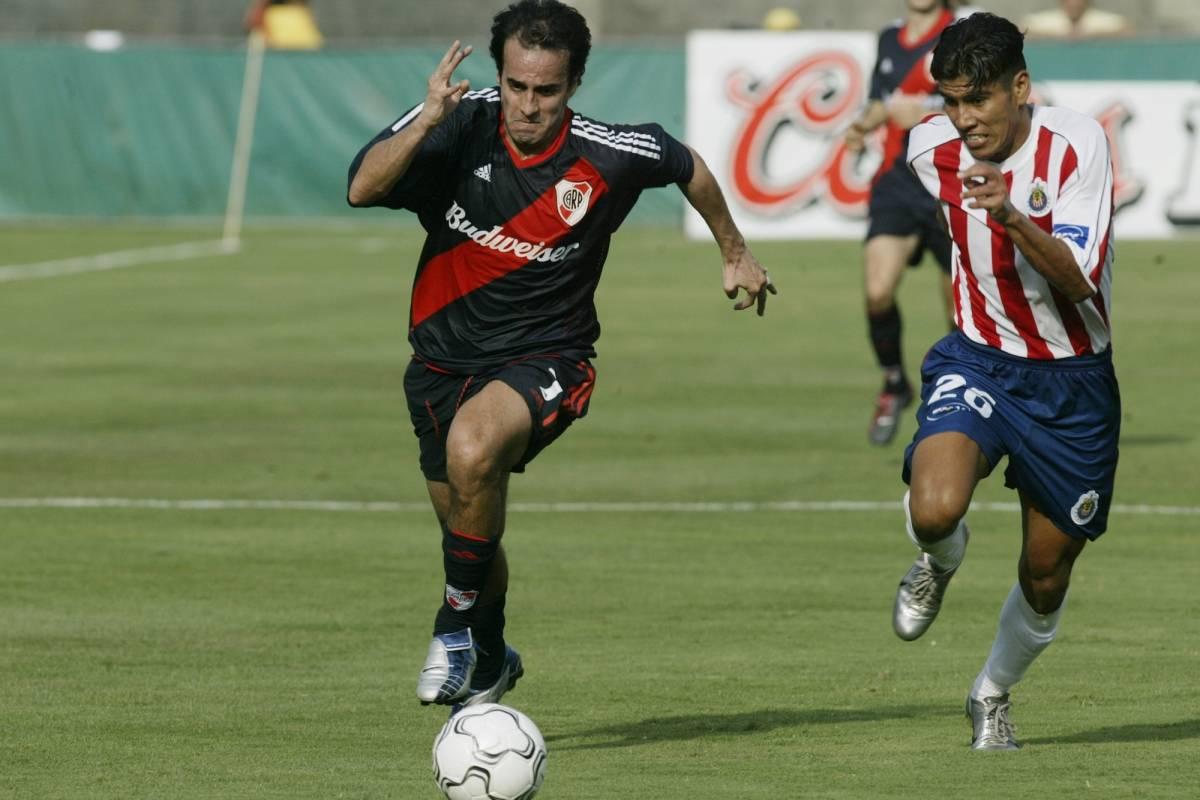 Carlos Salcido con Chivas juvenil Getty Images
