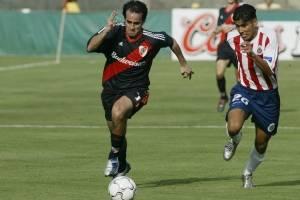 Carlos Salcido con Chivas juvenil
