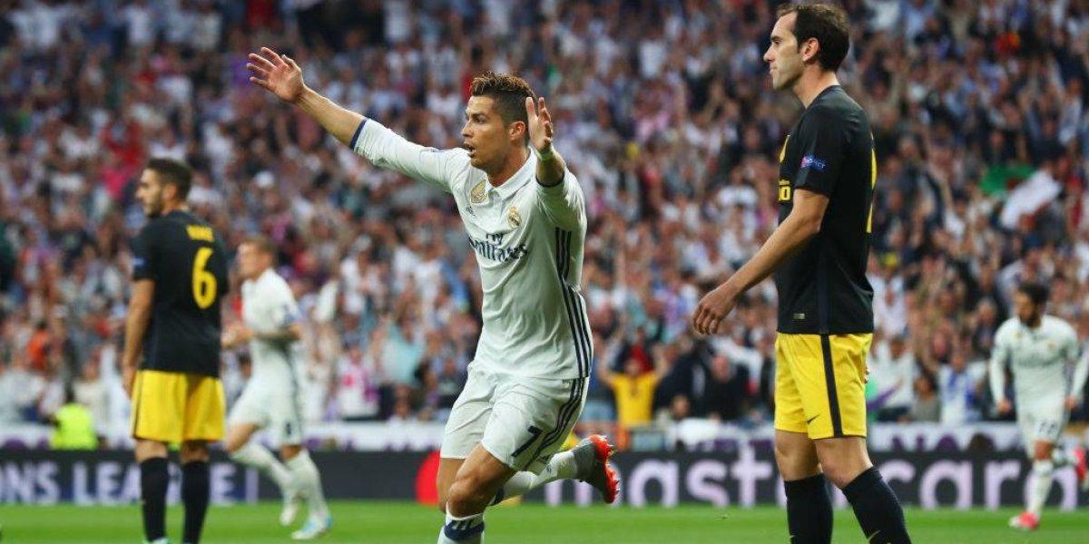 Revive los 22 goles de Cristiano Ronaldo a los 'Colchoneros'