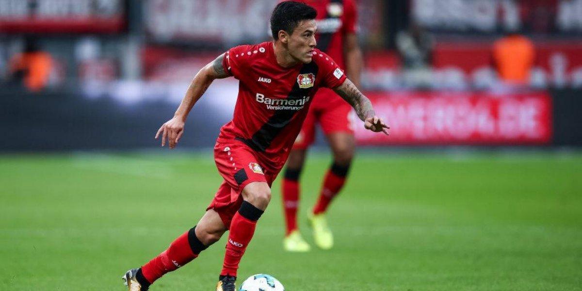 Charles Aránguiz y Mauricio Isla tienen sus rivales: así quedaron los dieciseisavos de final de la Europa League