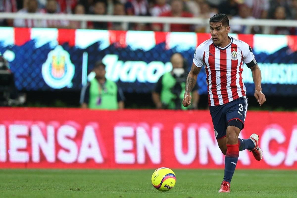 Carlos Salcido con Chivas Mexsport
