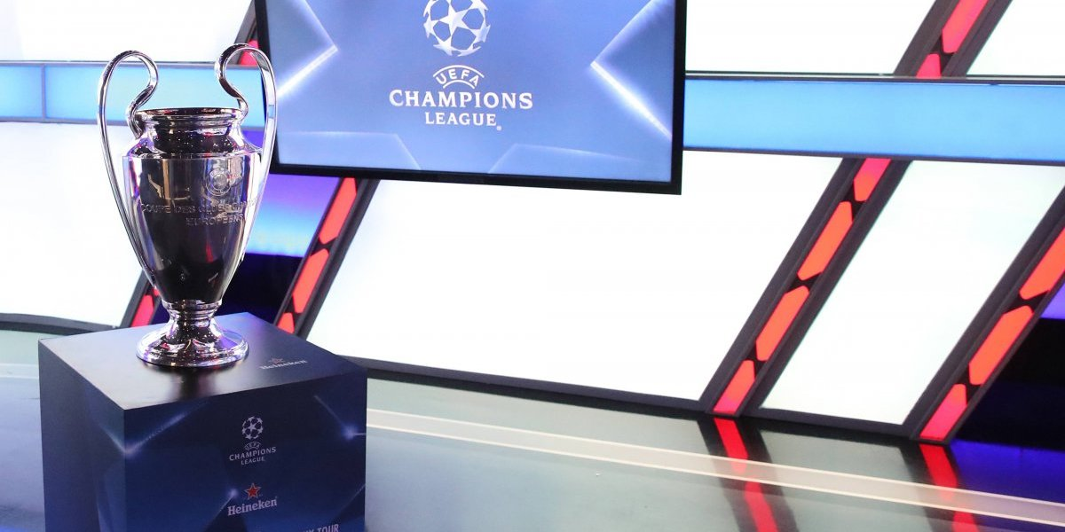 Listos los octavos de final de la UEFA Champions League