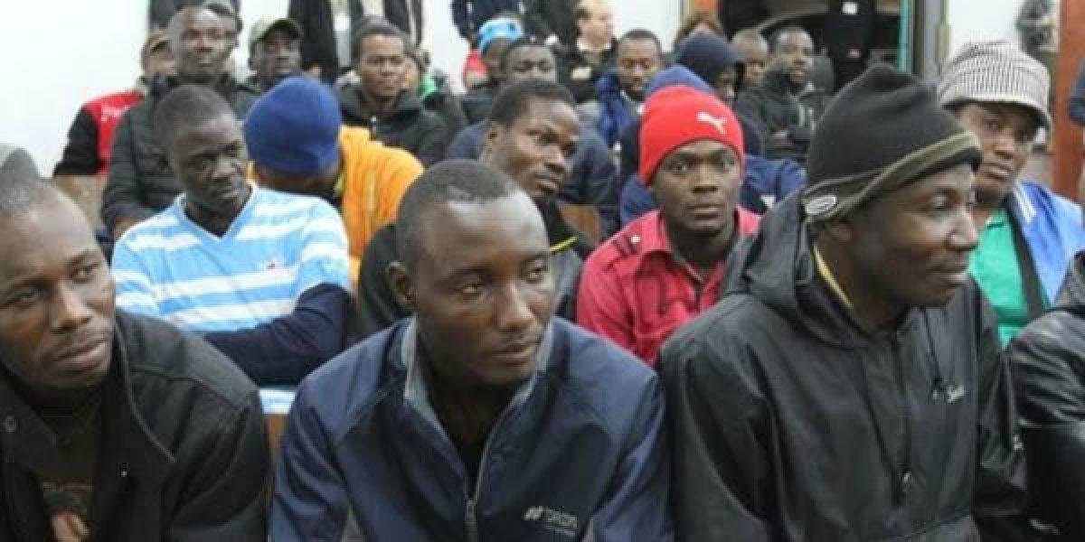 """Un tercer vuelo """"humanitario"""" sale de Chile con 175 haitianos rumbo a su país"""