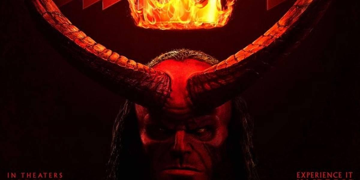 Hellboy estrena póster y pronto tendrá nuevo tráiler