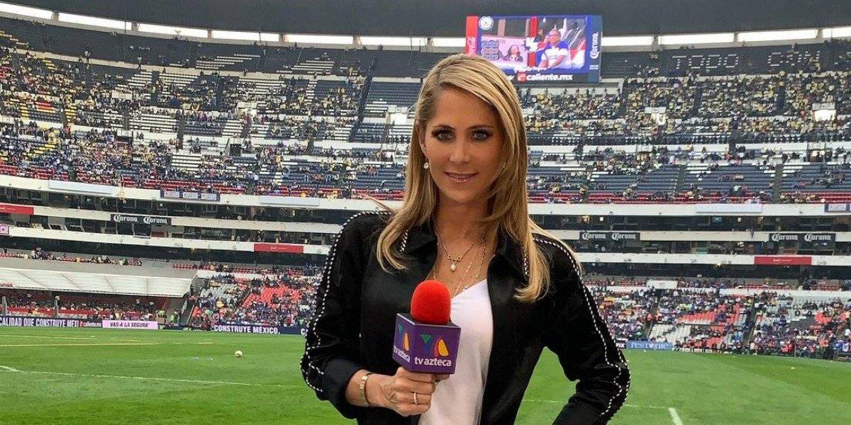 Inés Sainz arremete contra Cruz Azul tras perder la final ante América