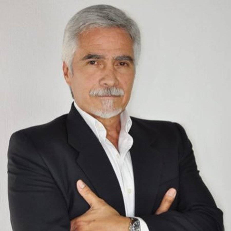 Ricardo Méndez Ruiz es conocido por ser uno de los detractores de la CICIG. Foto: Twitter
